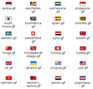 Thumbnail A great collection190 Country Flags
